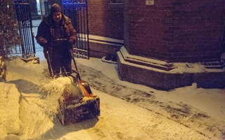 Working Against the Blizzard