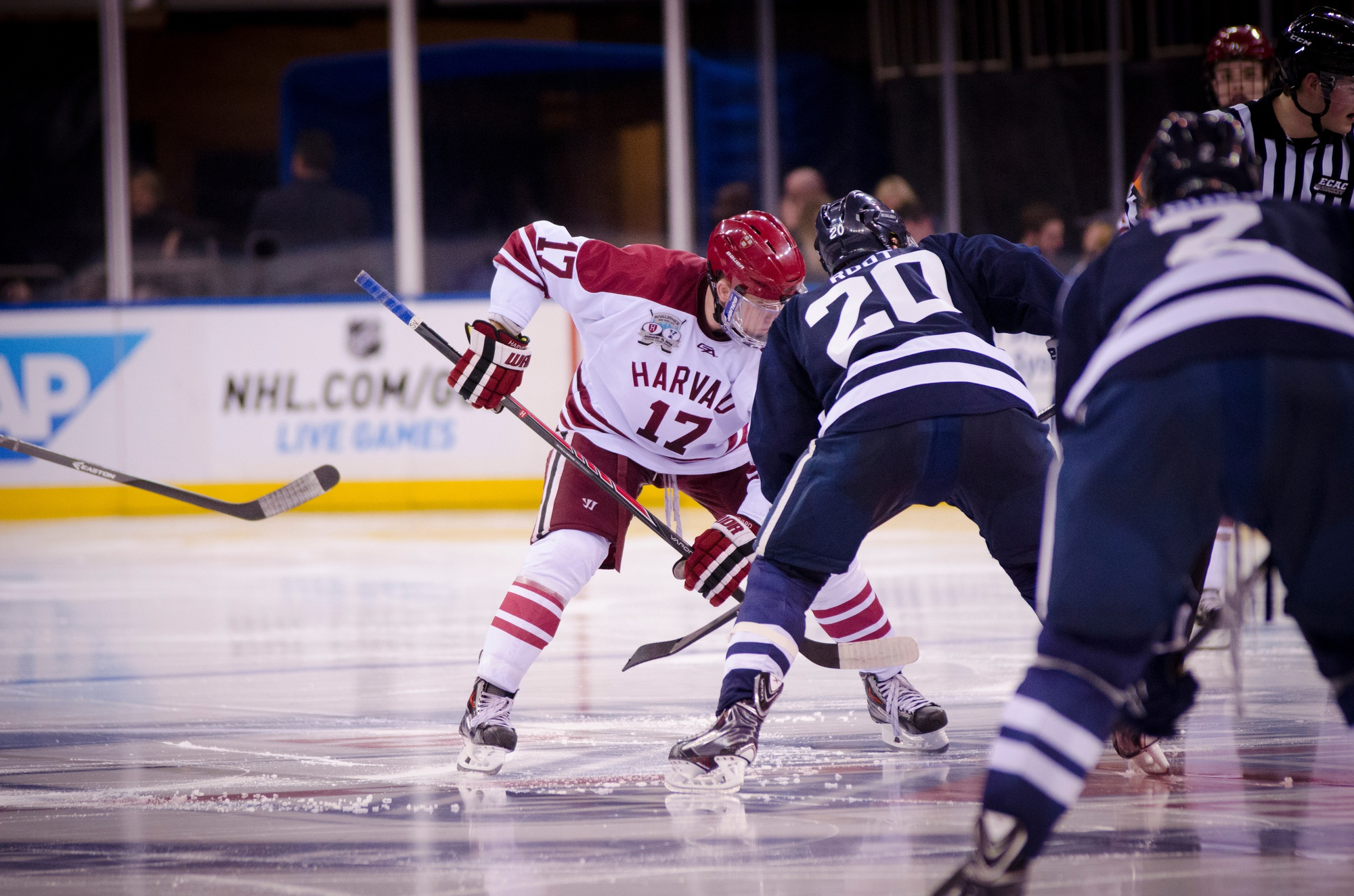 With the delay of the Beanpot due to winter weather, Harvard can hope the extra time will let injured players like sophomore Sean Malone rest in preparation for this week's competition.