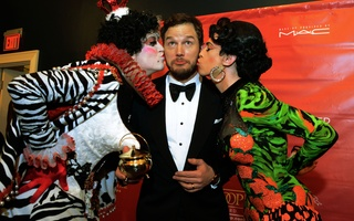Hasty Pudding Man of the Year 2015