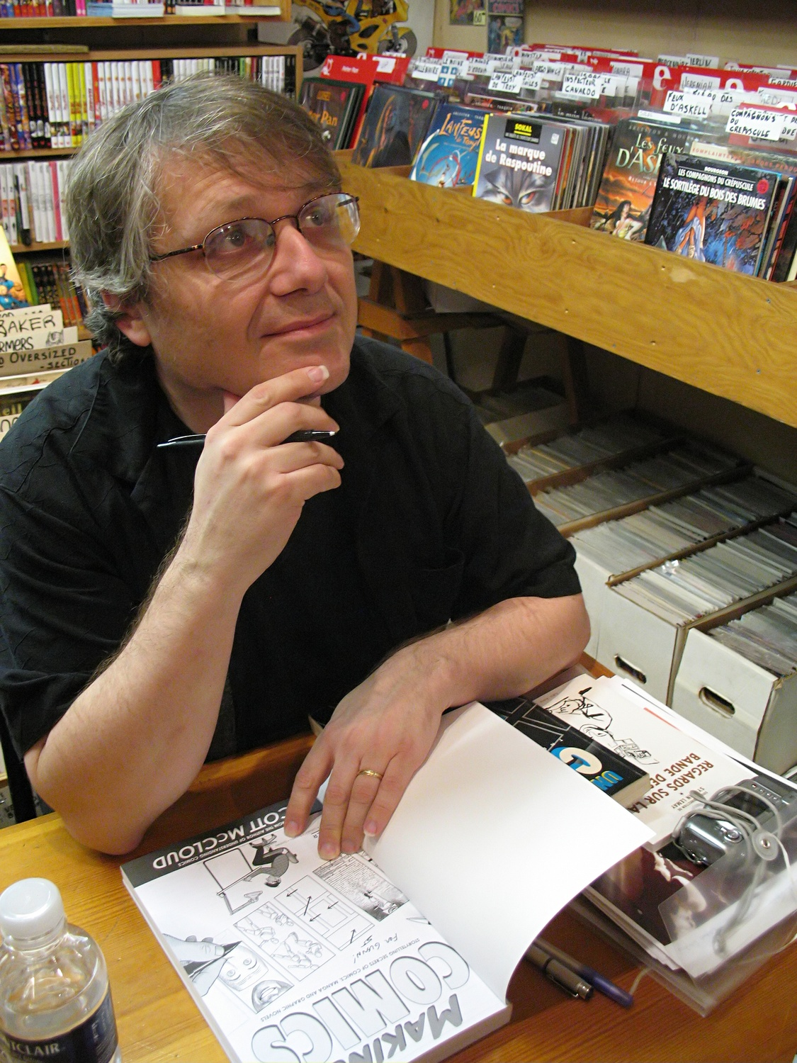 Image result for scott mccloud