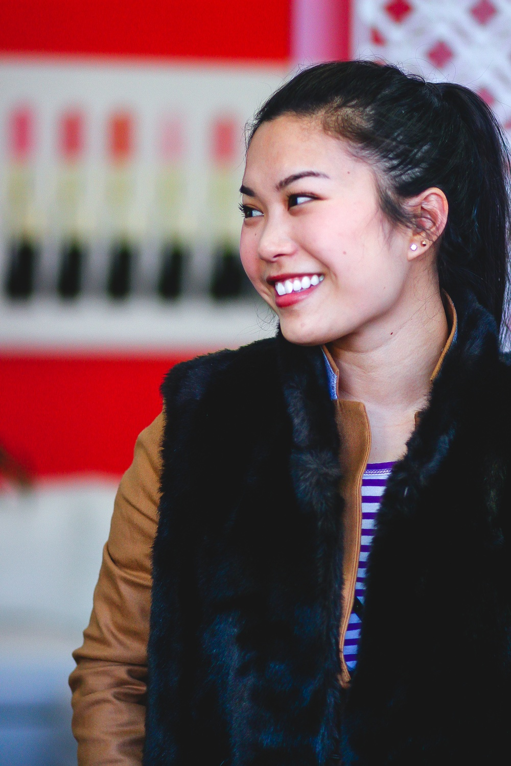 Annie Wang is the co-founder of the online magazine Her Campus. Wang left Harvard in 2010 to dedicate herself to the project which now has chapters nationwide, full-time.