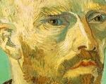 "Van Gogh's ""Self-Portrait Dedicated to Paul Gauguin"" Close-Up"