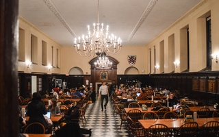 Dining Hall in Winthrop House
