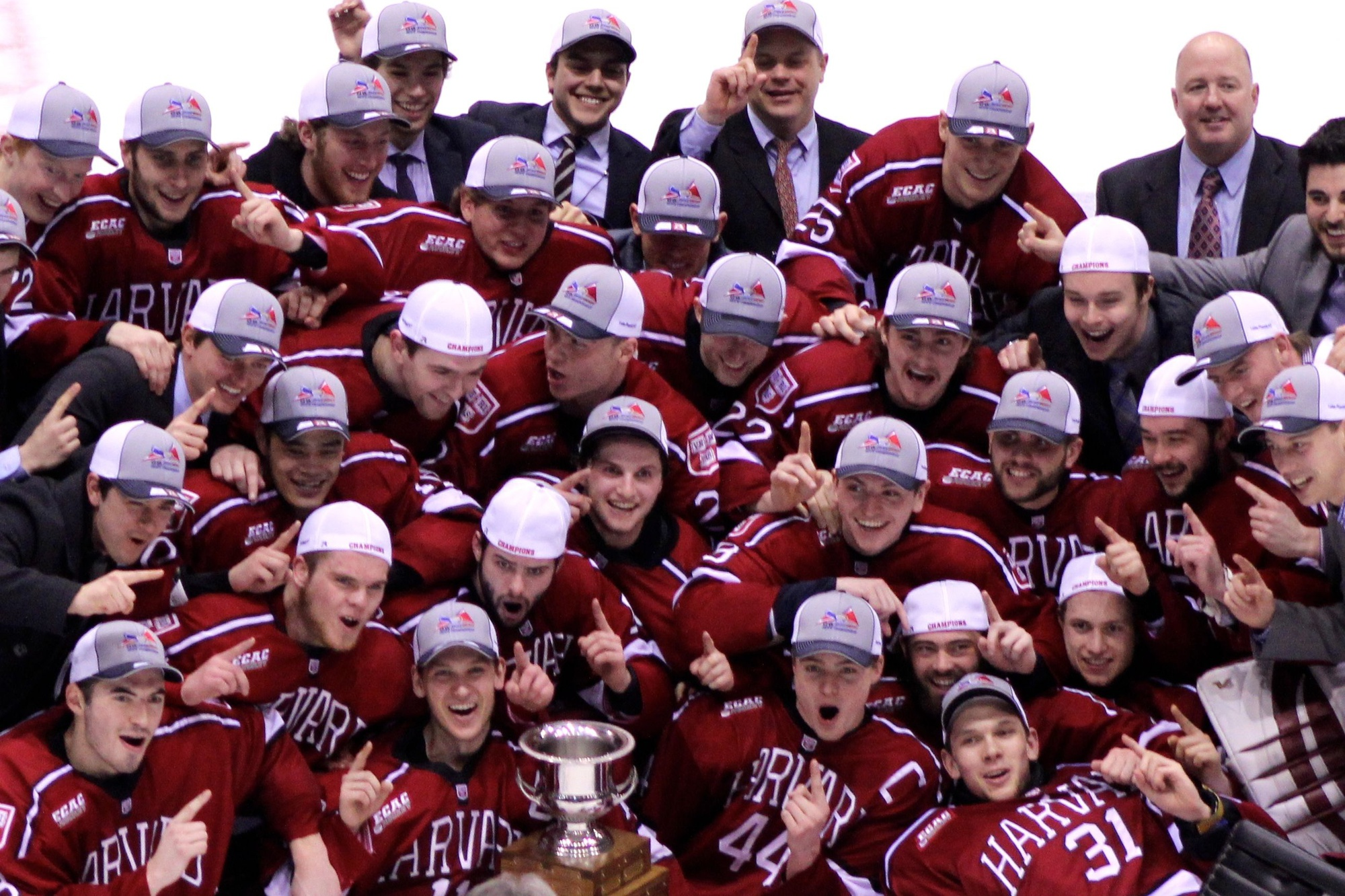 The Crimson took home the Whitelaw Cup for the first time since 2006.