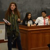 Cornell Student Assembly President-Elect Speaks to Undergraduate Council
