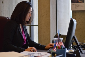 Boston City Councilor Michelle Wu