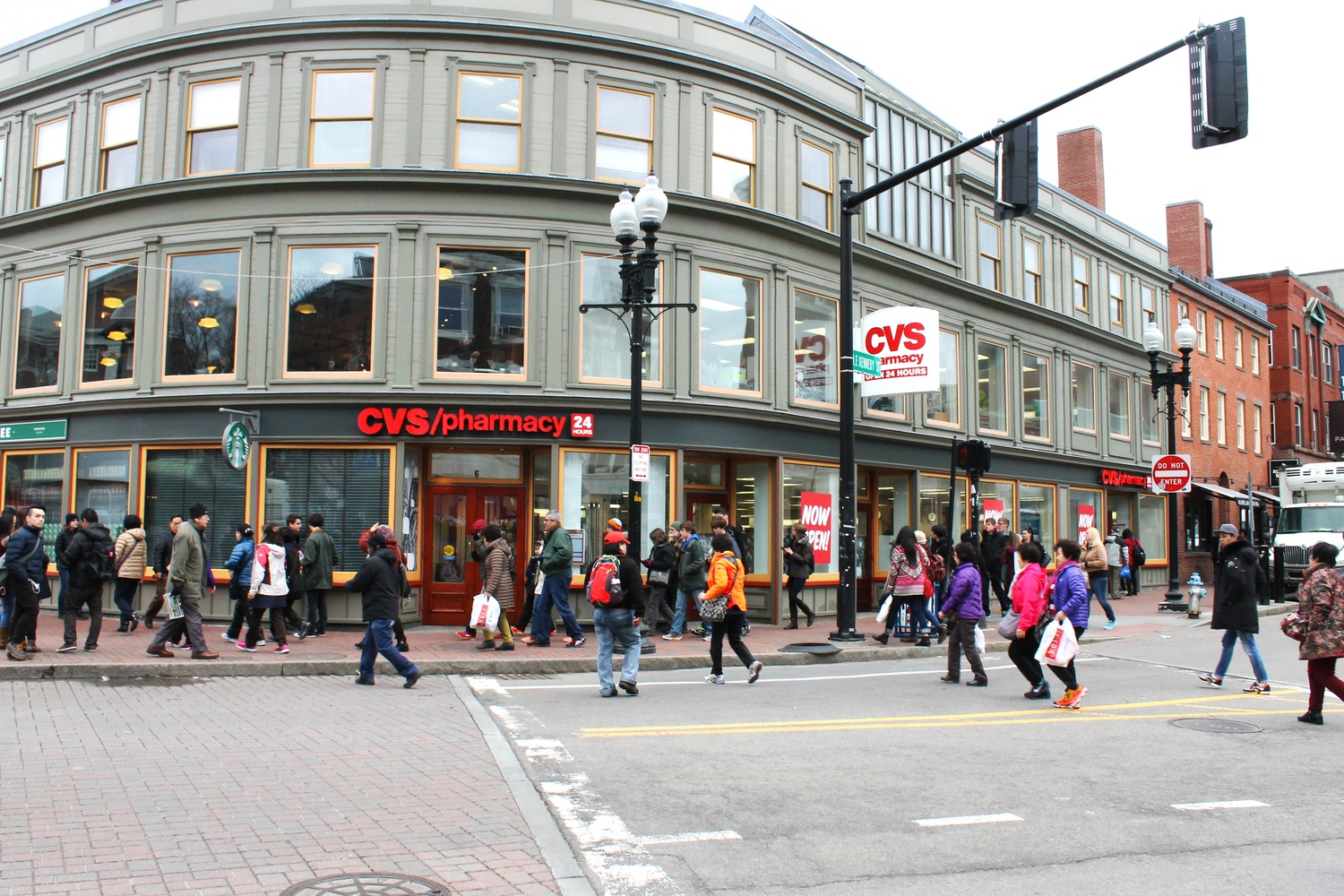 CVS is one of the locations where students will be able to use Crimson Cash during spring break.