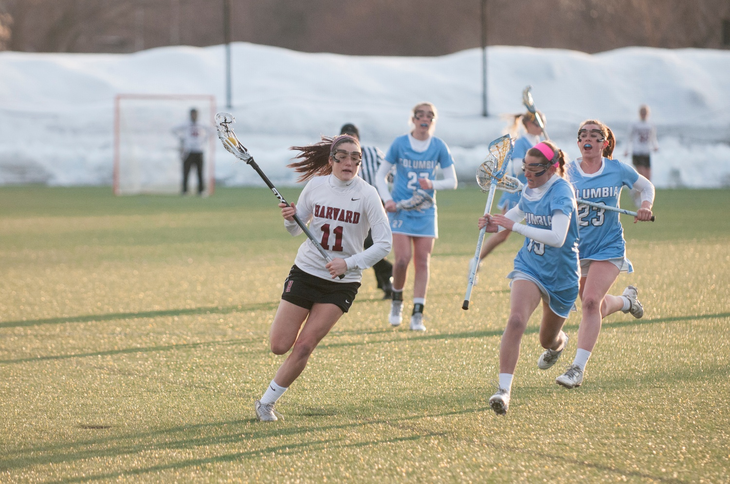 With a young team, the Crimson looked to its early games for experience before Ivies.