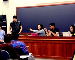 At UC Meeting, Students Discuss Accessibility