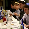 AEPI Passover Seder