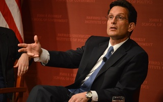 Decision Making with Eric Cantor