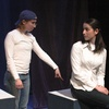 "Two students perform ""The Vagina Monologues"""