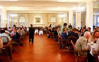 Kirkland Faculty Dinner