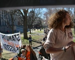 Divest Harvard Enters Emerson Hall