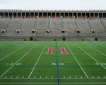 Harvard Stadium Resurface