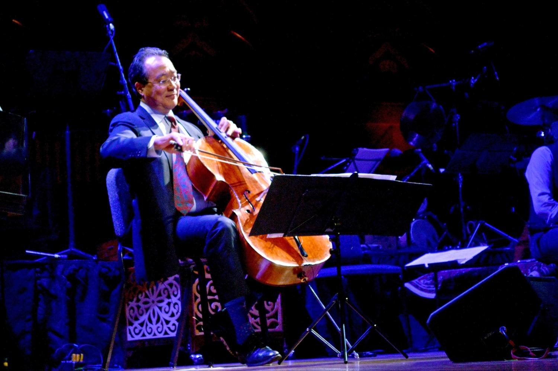 Yo-Yo Ma and Silk Road Ensemble Connect Cultures Through Music