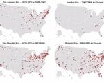 Geography of Harvard Athletics pt. 2