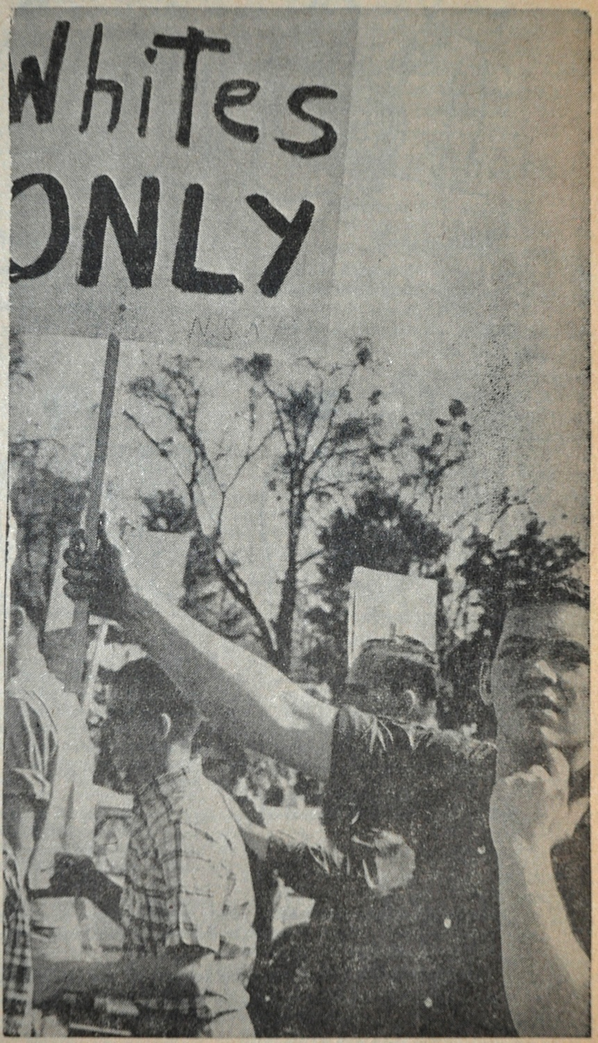 The Crimson printed this image on March 24, 1965.