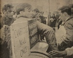 Anti-Vietnam Post Office March, 1965