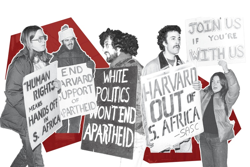 1990 Reunion: Apartheid Protests Compilation