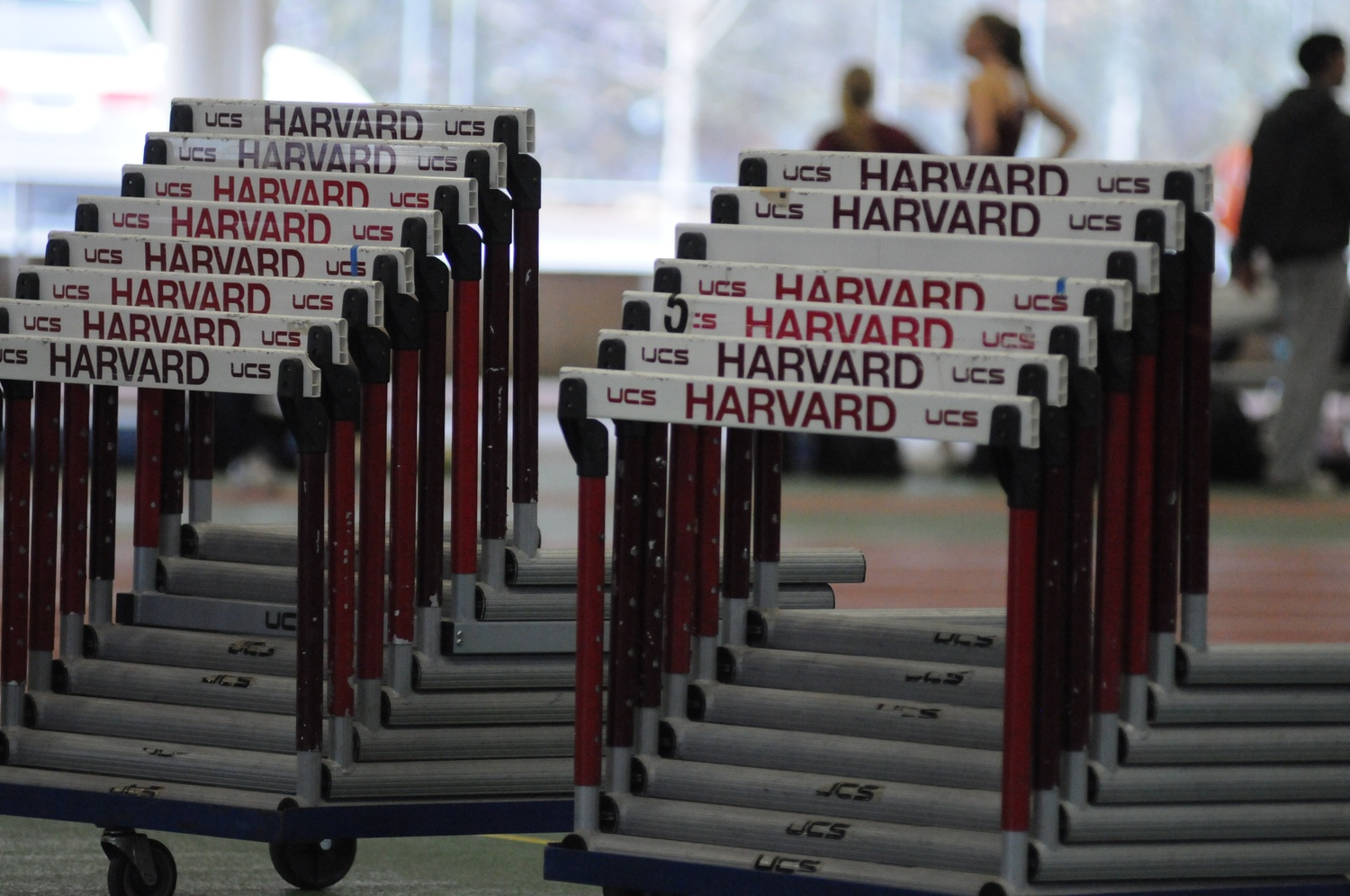 Freshman sprinter Malcolm Johnson claimed the 60 meter title in his first ever Ivy League Heptagonal competition.