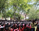 Graduates in Tercentary Theatre
