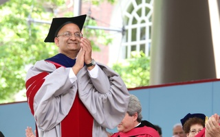 HBS at Commencement