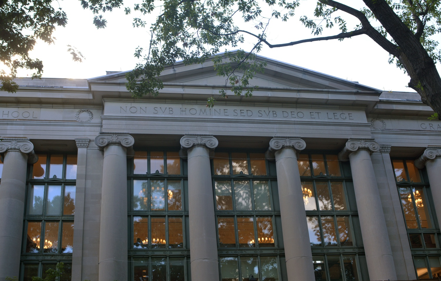 Harvard Law School informed its students of Title IX policy changes on Aug. 28, after being finalized over the summer.