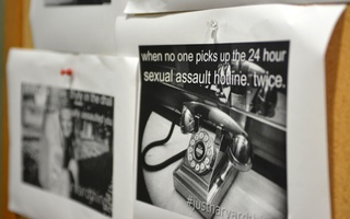 Posters About Sexual Assault