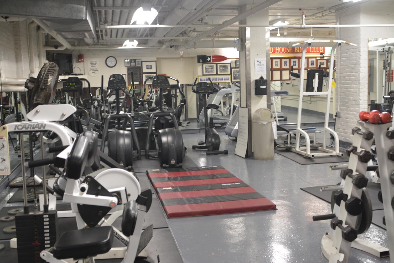 Kirkland House Gym | Magazine | The Harvard Crimson