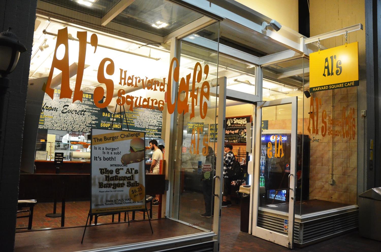 Al's Sandwich Shop