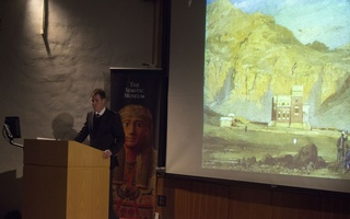 Semetic Museum Talk on Anti-Semetism and German Archaeology