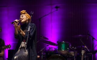 Yuna at the Isabella Stewart Gardner Museum