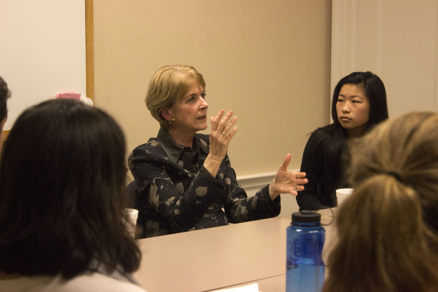 Martha Coakley on Mental Health