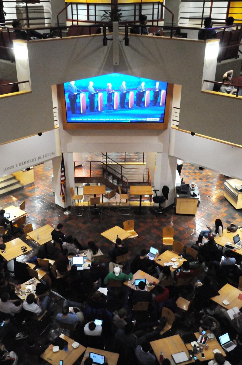 Republican Presidential Debate at the IOP