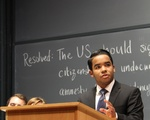 Harvard College Dems Talk Immigration