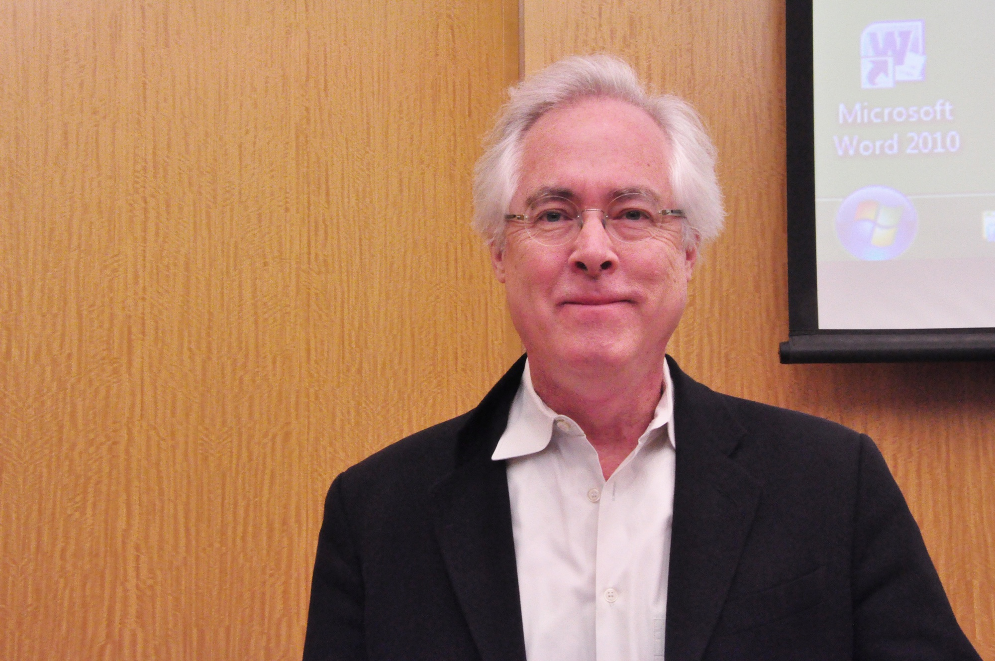 English professor Louis Menand, pictured here from 2013, chaired the previous Task Force on General Education that crafted the current Gen Ed program.