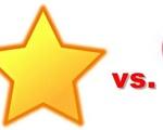 Twitter Star vs. Heart