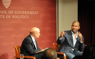 Ta-Nehisi Coates Speaks at the IOP