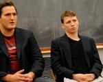UC-Crimson Debate Gajdzik and Ott
