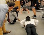 UC Crossfire Pushups