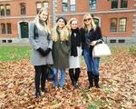 Fall Fashion: Knee-Length Coats