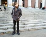 Fall Fashion: Leather Jacket