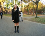 Fall Fashion: Tall Leather Boots