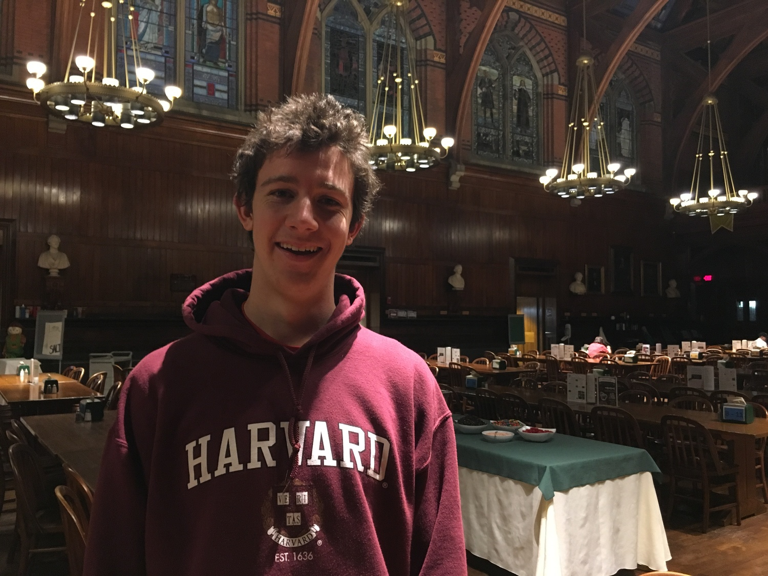 Evan MacKay '19: scholar by day, Shuttle Controller by night.