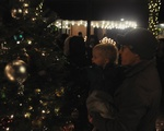Christmas Tree Lighting at The Charles Hotel