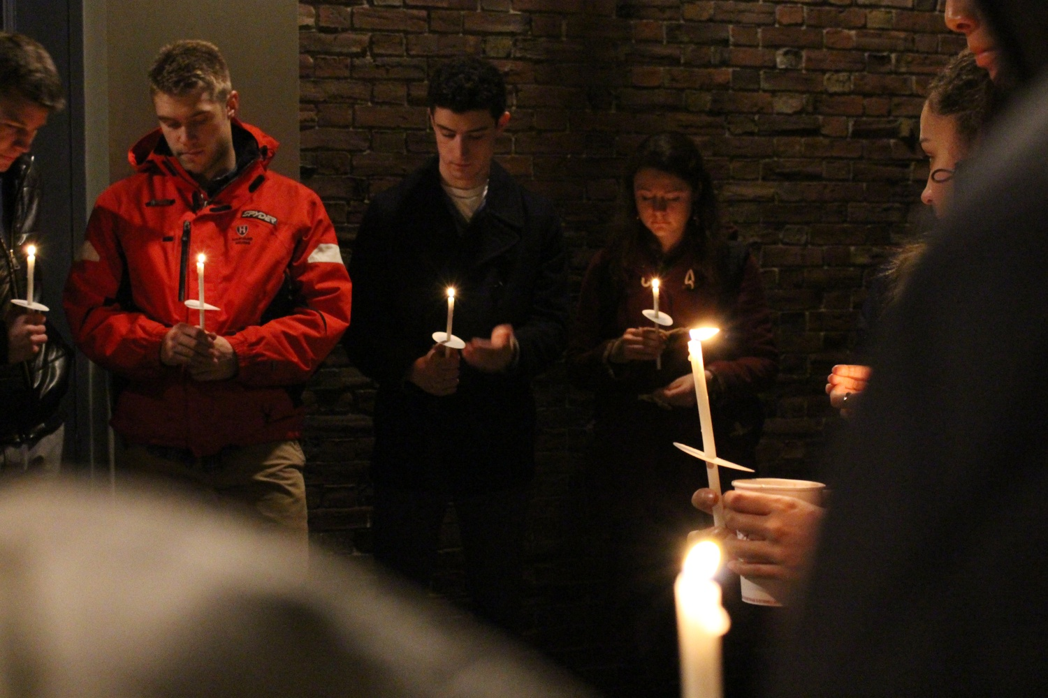 AIDS Day Candlelight Vigil