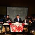"The Harvard Undergraduate Drummers Talk ""THUD News Network"""