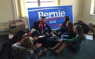 Harvard Students for Bernie
