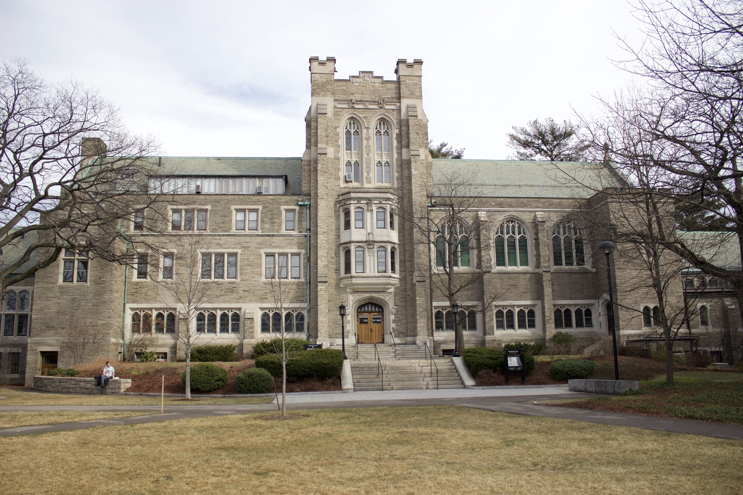 Proposed renovations to Andover Hall will be funded largely by Harvard Divinity School's Capital Campaign.